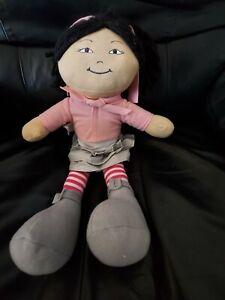 Large Minimondos wrag doll - 40cms