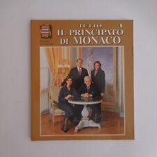 TUTTO IL PRINCIPATO DI MONACO Monte-Carlo guide 185 FOTOGRAPHIE ITALIANO N4009