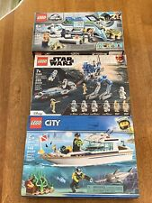 Lego Starwars Set Lot Sets 75280 Set 60221, 75939