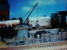 Faller H0 120131 Kleinbekohlung mit Kran und Kohlebunker Bausatz NEU