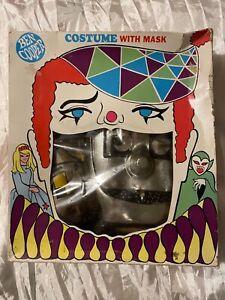 BEN COOPER  TIN MAN  COSTUME  WIZARD OF OZ  1968  CARTOON  sealed BOX mib