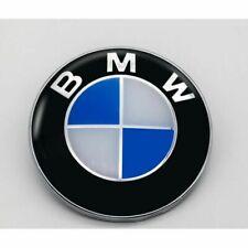 Logo BMW 82mm Capot Emblème E46 E90 E92 E60 E34 E36 E39 X3 X5 X6.