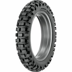 Dunlop D606 Dual Sport Tire 120/90x18 (65R) Tube Type