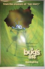 "A Bug's Life (1998) original advance one-sheet movie poster (27""x40"") D/S"