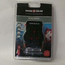 Swiss Gear Worldwide Adaptor Plug, Black, One Size - Qty 2