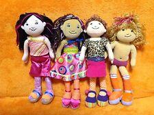 Groovy Doll Zanita, Gabrielle, Brenna, Danika Lot Of 4!