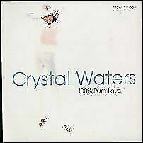100% Pure Love - Crystal Waters - EACH CD $2 BUY AT LEAST 4 1994-05-10 - Polygra