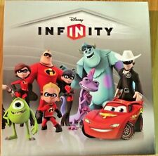 DISNEY INFINITY Complete Series 1 Power Disc Set of 20 with PDP Album & 3 Rares