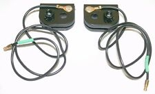 Honda CB750K 1972-74 , CB500K 1971-73 CB550 Rear Turn Signal Mount & Collar Set