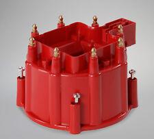 New Distributor Cap - Brass Contacts - Red (1975-1986 C3 C4 Corvette)