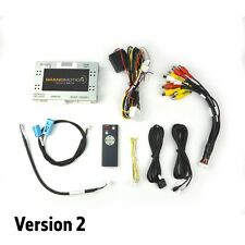 Dual Camera Interface For GM MyLink Factory Display Radios Brandmotion 9002-2785