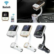 Car Kit Wireless Bluetooth LCD FM Transmitter Modulator MP3 Player SD USB+Remote