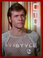 Gerry Anderson's UFO - FUTURE FASHIONS Chase Card FF001 - Holo Foil - Cards Inc