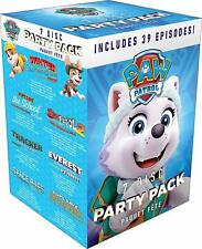 PAW Patrol Party 39 Episodes DVD Box Set Collection Dog Dogs Puppy Nickelodeon 1