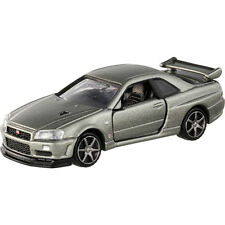 Takara Tomy / Tomica Premium Nissan GT-R V-SPEC2 Nur R34 / Tomy Mall Limited