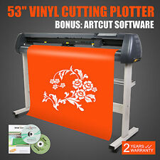 1350MM Traceur Plotter de découpe Cutting Plotter Sticker Heat Transfer Cutter