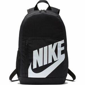 Nike Elemental  Mochila Negro Unisex