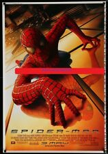 Original ADVANCE SPIDER-MAN PRINTER'S TEST PROOF THEATRE POSTER
