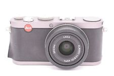Leica X X1 12.2MP Digital Camera - Steel Grey