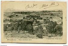 CPA -Carte postale- FRANCE- Aix en Provence - Viaduc du Chemin de Fer - 1902