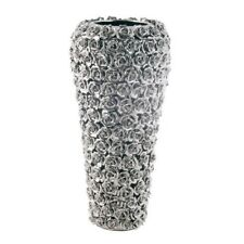 Kare Big Rose Multi Chrome Vase