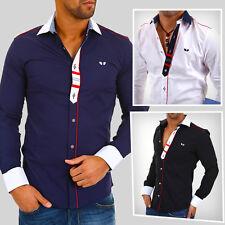 CARISMA Shirt | White Black Navy Blue | Italian Design Slim Fit | FREE POSTAGE!