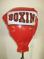Lot of 3 Banzai Kids Inflatable Mega Boxing Gloves Red Excellent Condition