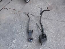 Vintage ~ Cast Iron ~ Pick-up Truck ~ Clutch and Brake ~ Pedal Set RATROD!!!