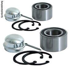 2x Radlagersatz Radlager Satz Vorne für Opel Corsa D Fiat Punto 188 Grande 199