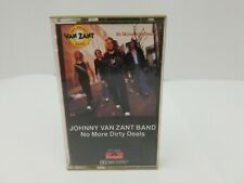 Johnny Van Zant Band Cassette Tape No More Dirty Deals Coming Home 634-5789
