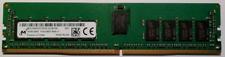 Micron 16 GB PC4-2400T-R 2Rx8 ECC MTA18ASF2G72PDZ-2G3B1RK