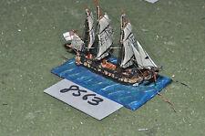 6 mm napoleónicas/Generic-se envía 32 barcos pistola (8563)