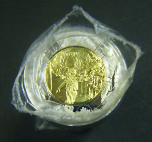 2014 Canada $2 Wait For Me Daddy Circulation coin Roll Toonie Uncirulated UNC
