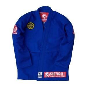 Shoyoroll Batch #71 Professional Cut  Jiu Jitsu gi Uniform/ Custom Made BJJ Gis