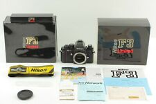 【 RARE! BOXED UNUSED 】 Nikon F3 HP Limited 35mm SLR Film Camera Body from JAPAN