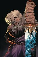 ONCE & FUTURE #2 1st Print ( 1 sold out ) Boom! Studios Gillen ( DIE ) and Mora