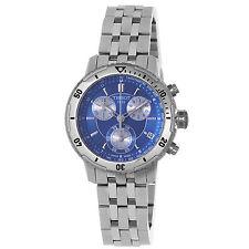 NEW Tissot PRS 200 Chrono Blue Dial Quartz Sport Mens Watch T067.417.11.041.00