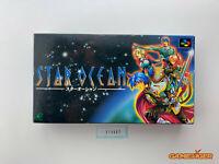 STAR OCEAN Nintendo Super Famicom SFC JAPAN Ref:315667