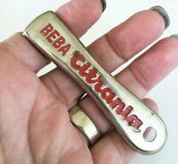 Vintage Beba Citrania Soda Bottle Opener