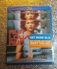 Run Lola Run (Blu-Ray) w/ Franka Potente Director Tom Tykwer Arthouse Classic