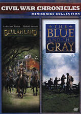 Beulah Land/The Blue and the Gray Miniseries - Double Feature DVD - NEW