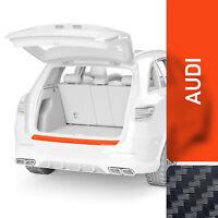 Ladekantenschutz Folie Audi A4 Avant B9 8W Carbon Optik