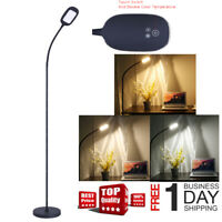 Adjustable LED Floor Lamp Light Standing Reading Home Office Dimmable Table