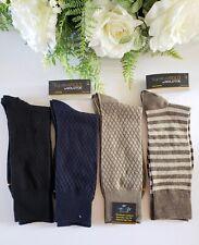 Signature Gold by Goldtoe Men's Classic Dress Socks *4 Pairs* Large Sz 6-12 1/2