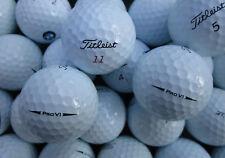 50 Titleist Pro V1 / V1x Golfbälle Modell 2018 AAAA-AAA