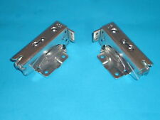 BAUMATIC CAPLE CDA HYGENA HAIER FRIDGE HINGES PAIR 0060812438/9