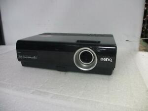 BenQ MP626 Black Projector Dlp 3D Ready 2700 Lumens HDMI 45 Lamp Hours (B2819)