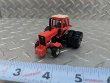 1/64 ERTL custom agco allis chalmers 7080 tractor w/ fenders rock box farm toy
