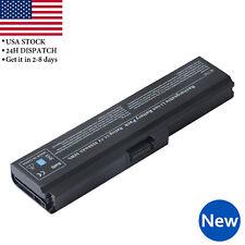 Battery for TOSHIBA Satellite C600D L750 A665 A665D C640 C655 L655 PA3817U-1BAS