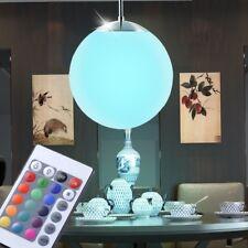diseño Lámpara Colgante LED ess Dormitorio REGULADOR Iluminación Techo Big Luz